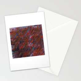 Abstract 365-49-4 Stationery Cards