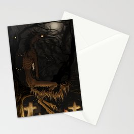 Haunt Stationery Cards