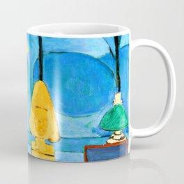 Henri Matisse Blue Window Coffee Mug