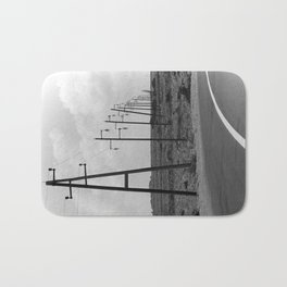 without a destination  Photo by Andrea Scuratti Bath Mat