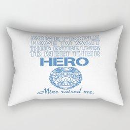 POLICE OFFICER'S DAUGHTER Rectangular Pillow