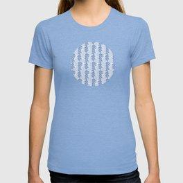 Periwinkle Mistletoe T-shirt