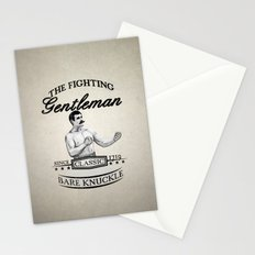 The Fighting Gentlemen Stationery Cards