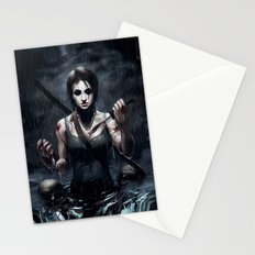 Tomb Raider Stationery Cards