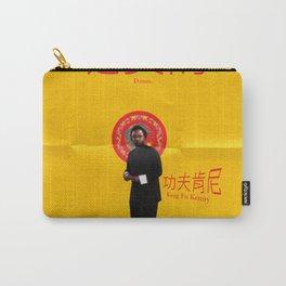 Kendrick Lamar - Kung Fu Kenny DAMN. Artwork Carry-All Pouch