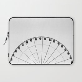 1/2 Ferris Wheel Laptop Sleeve