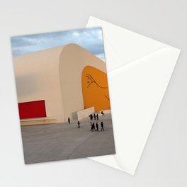 Centro Niemeyer   Aviles Spain Stationery Cards