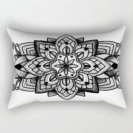 Mandala Curley Rectangular Pillow