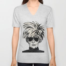Cool Andy Unisex V-Neck