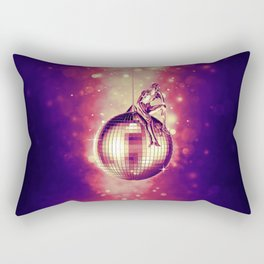 Tired of Disco Rectangular Pillow