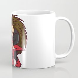 Guitar hedgehog Coffee Mug