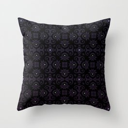 Pisces Pissed - Plum - Fall 2018 Throw Pillow