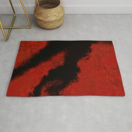 Red Gothic River Rug