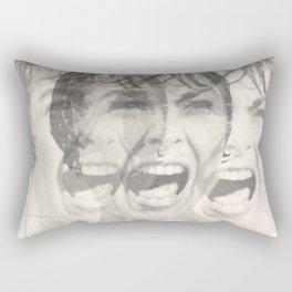 Psycho Rectangular Pillow