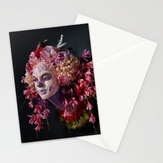 Spring Muertita Side Stationery Cards