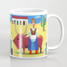 Que Pasa Senorita, I Am El Fugitivo Mug