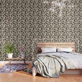 Leaf Pattern Wallpaper