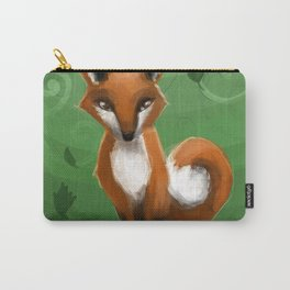 Foxy Fall Carry-All Pouch
