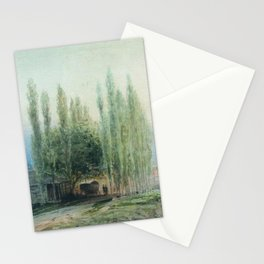 Sukhum Kale 1873 By Lev Lagorio | Reproduction | Russian Romanticism Painter Stationery Cards