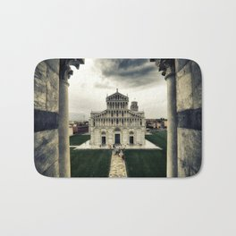 Pisa Cathedral Bath Mat