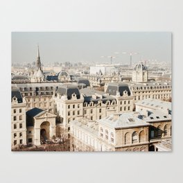 Zoomed In - film Canvas Print