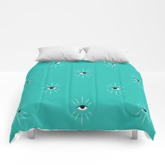 E V I L   E Y E Comforters