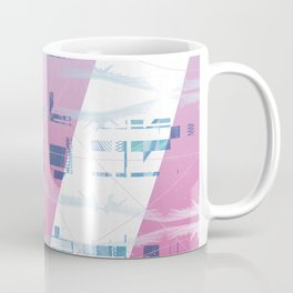 Abstract wings of freedom Coffee Mug