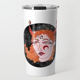 Elemental Redhead Travel Mug