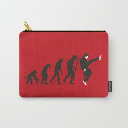 Evolution of silly walks Carry-All Pouch