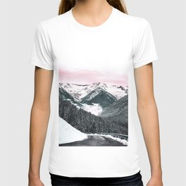 Winter Mountains T-shirt