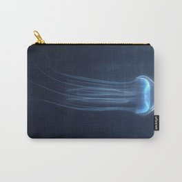 Deep Sea Jellyfish Carry-All Pouch