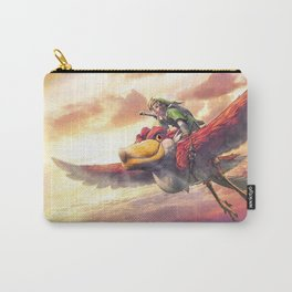 Big Bird Fly Link Carry-All Pouch