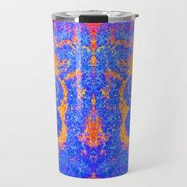 Eternal sunshine (mug | blue and gold) Travel Mug