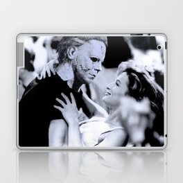 MICHAEL MYERS IN DIRTY DANCING Laptop & iPad Skin