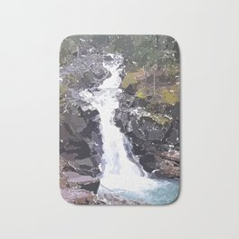Washington Waterfall Bath Mat