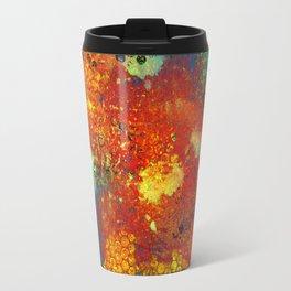 Color Collision Travel Mug