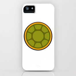Hero In A Half Shell iPhone Case