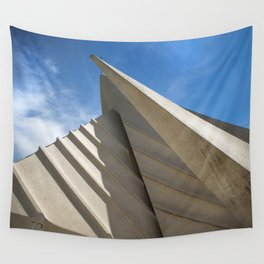 Sun Dial Wall Tapestry