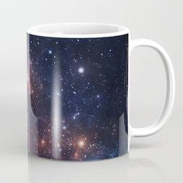 Stars and Nebula Coffee Mug
