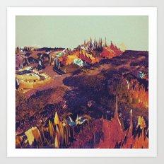 SBRBÏA Art Print
