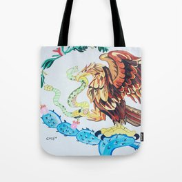 The Wings of Mexico Tote Bag