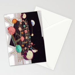 THE CONQUEST OF THE PARADISE Stationery Cards