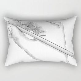 hand Rectangular Pillow