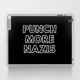 Punch More Nazis Laptop & iPad Skin