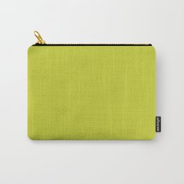SOLID CHARTREUSE Carry-All Pouch