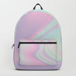 Iridescent Happy Place Backpack
