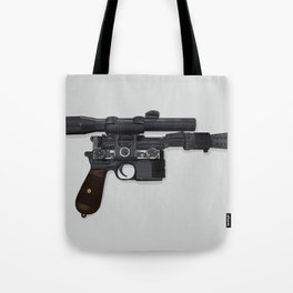 Who Shot First? Tote Bag