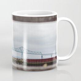 Astoria Megler Bridge Coffee Mug