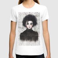 edward scissorhands T-shirts featuring Edward Scissorhands by ARTEMYSA