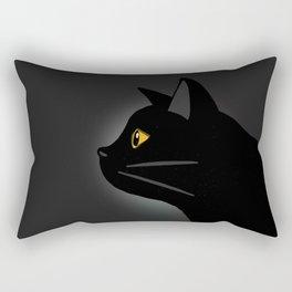 Doubt Rectangular Pillow